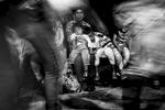 Celebración del Chapux, ritual de los muertos, en Toribío.  Toribío, Cauca, Noviembre 1, 2018.
