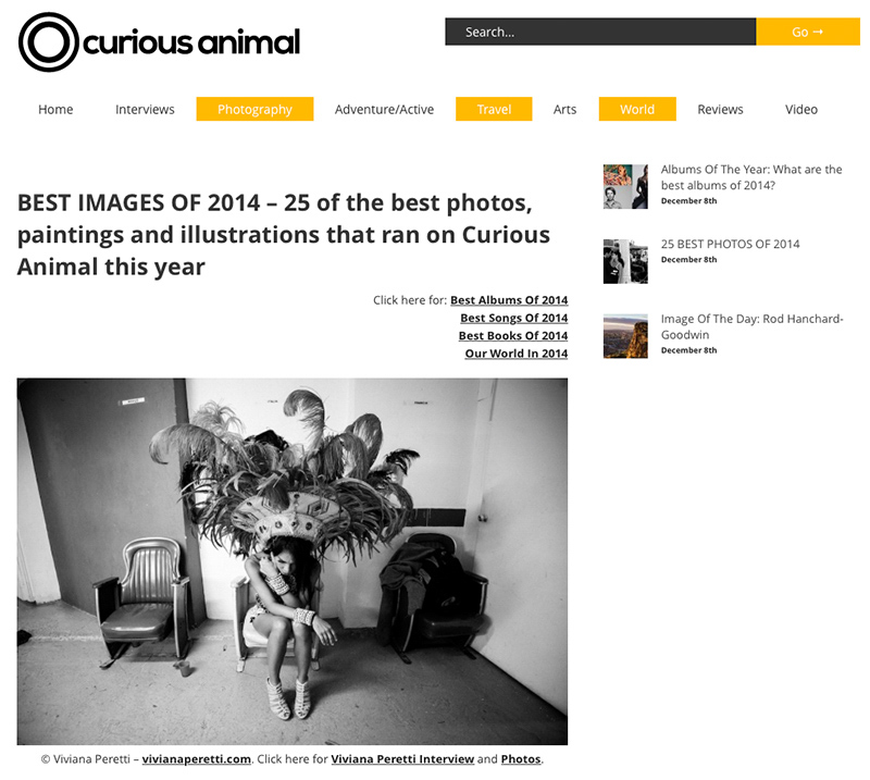 My photo from the series 'Colombia's Next Drag Superstar' selected between the 25 best photos that ran on CURIOUS ANIMAL in 2014. See more at: http://www.curiousanimal.com/best-photos-2014/