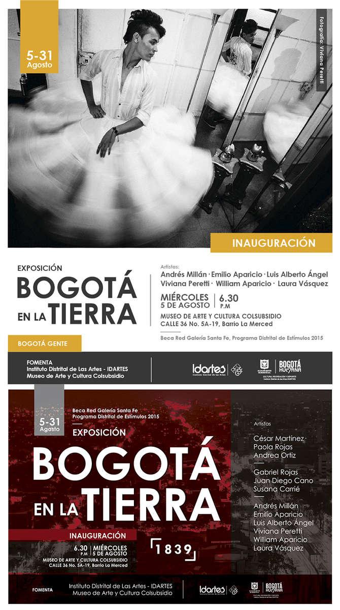 Dancing Like a Woman exhibited at the Museo de Arte y Cultura Colsubsidio in Bogotá as part of the exhibition Bogotá en la Tierra. See more at: http://1839.com.co/2015/07/20/bogota-en-la-tierra-como-sera-la-exposicion/