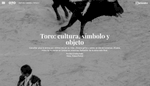 Toro: cultura, símbolo y objeto, an article by Ana Cristina Ayala and my photographs to talk about the return of bullfighting in Bogota. Published by Revista 070, Colombia.